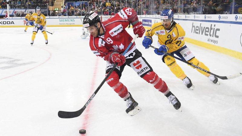 Le Team Canada est directement qualifié pour les demi-finales.