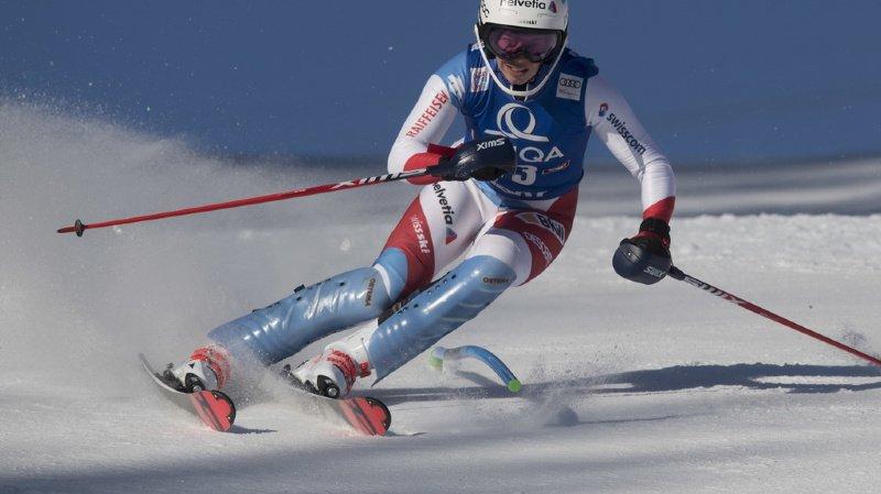 Ski alpin: Michelle Gisin termine 3e du slalom de Lienz