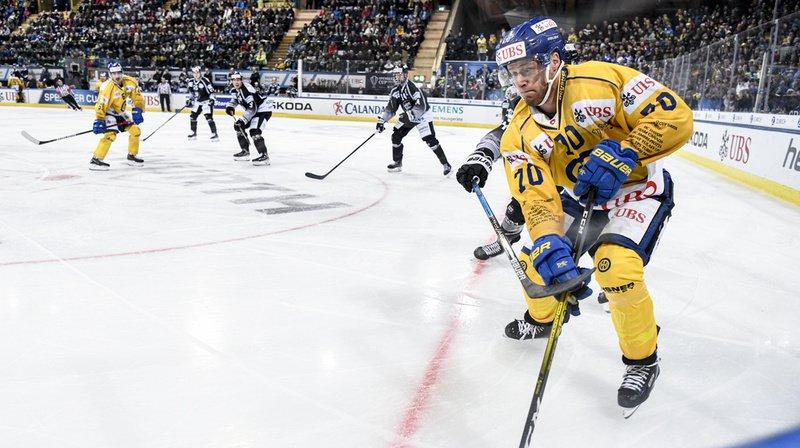 Hockey – Coupe Spengler: le HC Davos éliminé après sa défaite contre les Finlandais de Turku