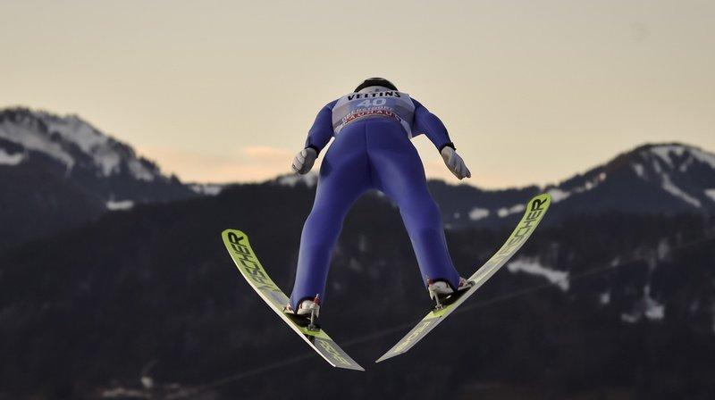 Ski nordique: grosse déception pour Peier, Ammann 16e