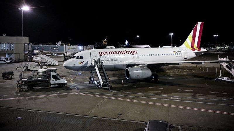 Allemagne: près de 180 avions cloués au sol à cause de la grève des employés de Germanwings