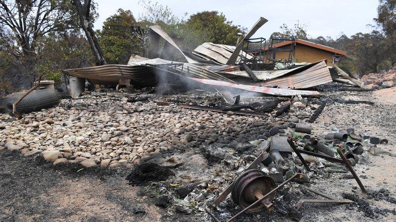 Australie: les flammes piègent près de 4000 personnes sur les plages d'une région touristique