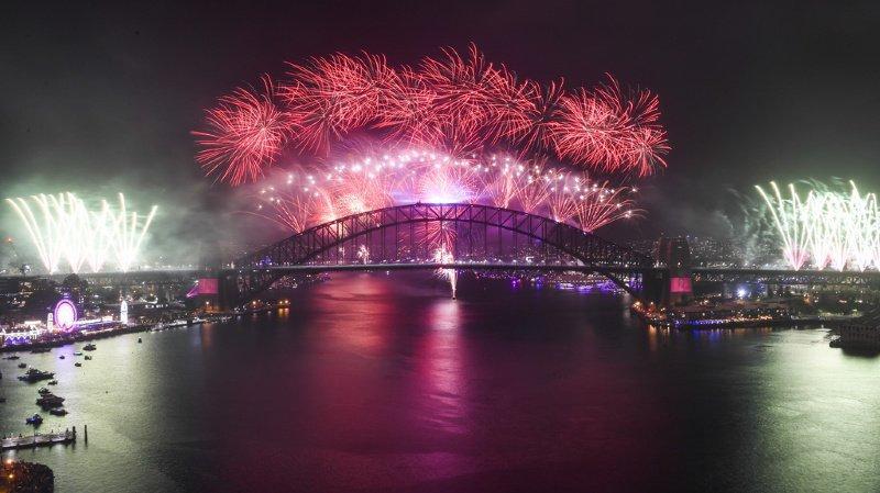 Nouvel An: le monde a fêté l'arrivée de 2020 sous le signe des troubles politiques