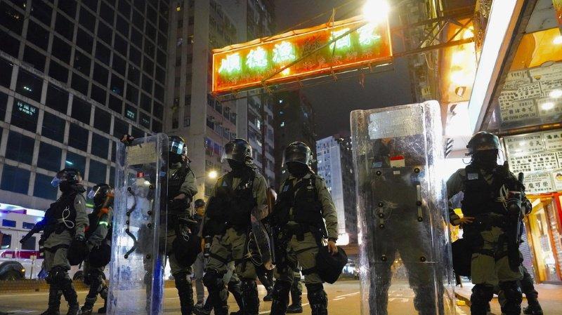 Hong Kong: l'île a fêté Nouvel An avec un million de manifestants dans ses rues