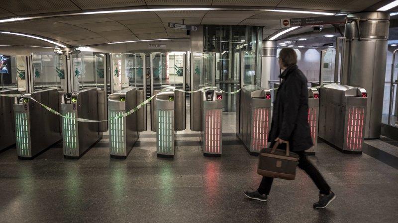 France: record du nombre de jours de grève pour un blocage en continu des transports
