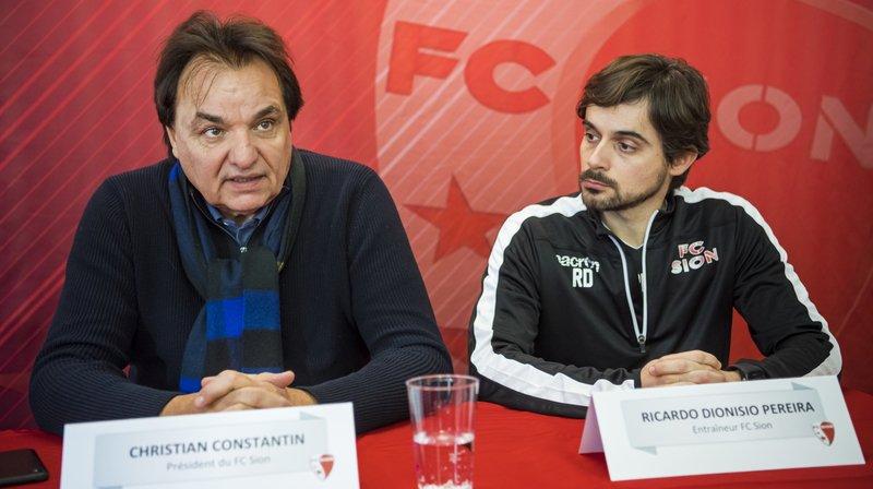 Constantin: «J'ai proposé de verser 50000francs au Stade Nyonnais»