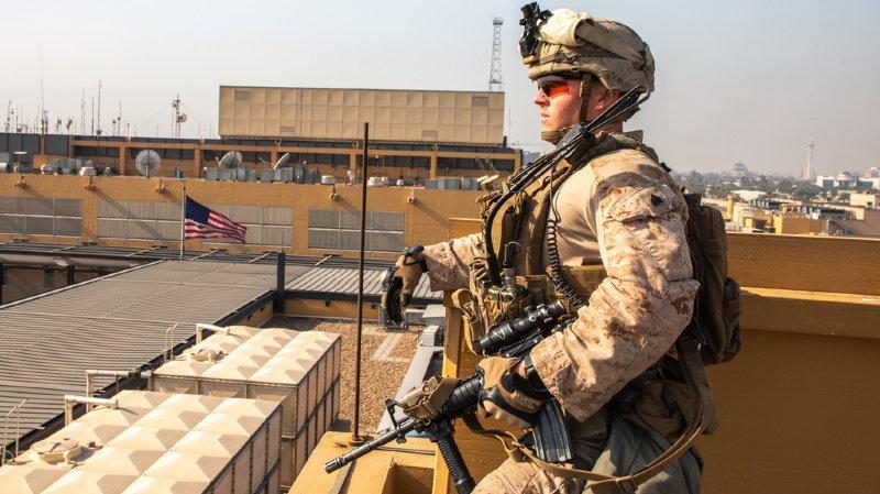 Tensions au Moyen-Orient: des sièges américains attaqués en Irak