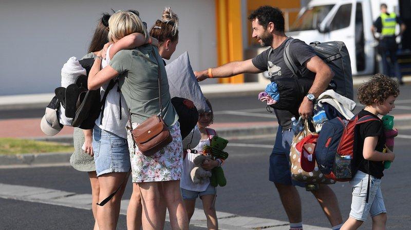 Incendies en Australie: plus de 100'000 habitants et touristes évacués