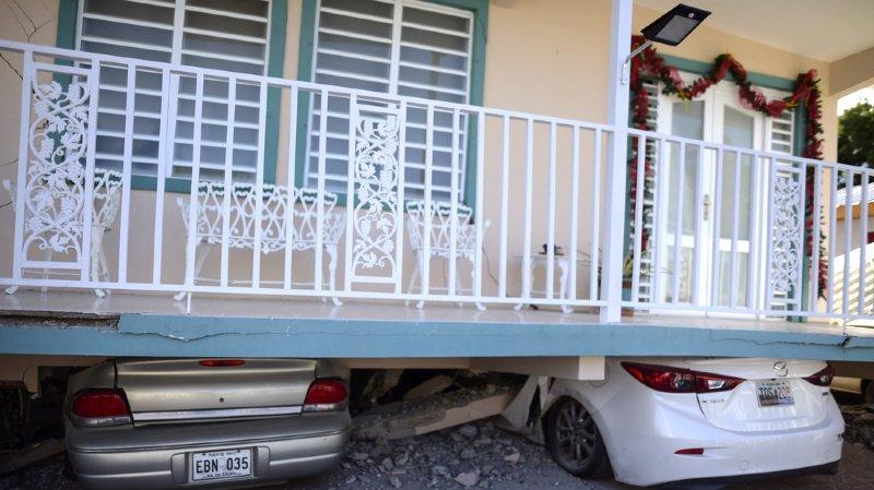 Le séisme a provoqué d'importantes coupures de courant et des dégâts matériels selon l'institut géologique américain (USGS).