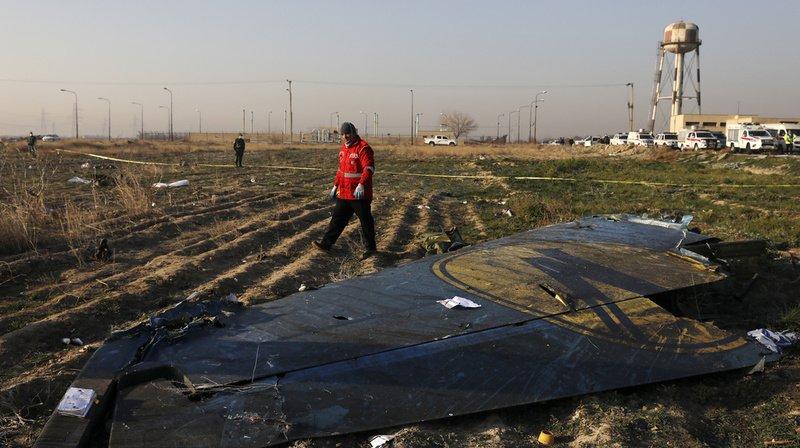 Iran: un Boeing 737 ukrainien s'écrase après son décollage, 176 morts