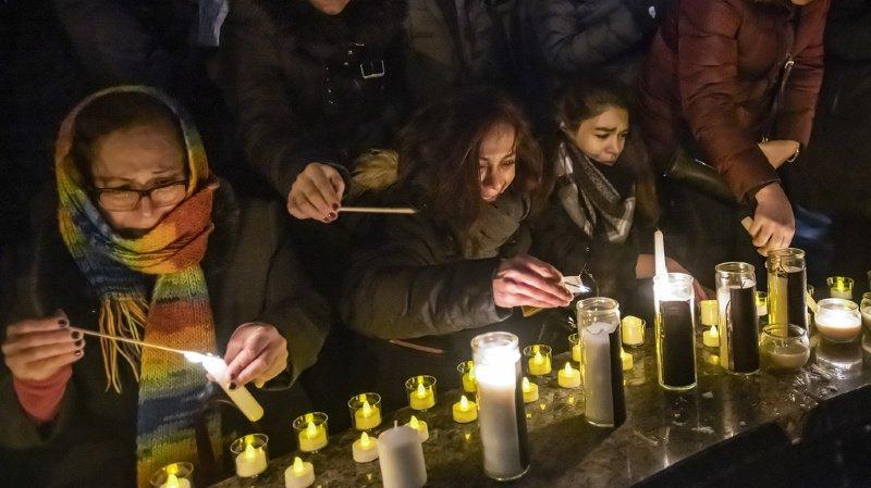 Crash en Iran: émotion et colère lors d'une cérémonie à Toronto en mémoire des victimes
