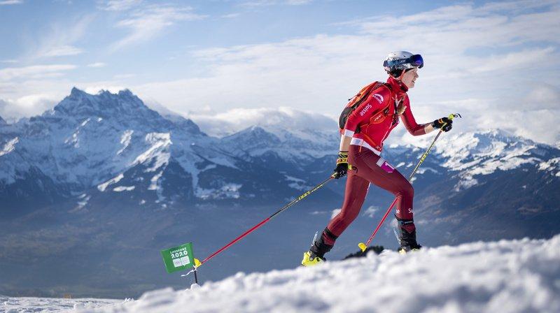 JOJ 2020: la Vaudoise Caroline Ulrich décroche l'or en ski alpinisme