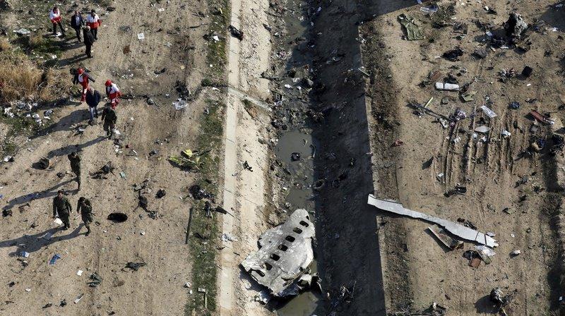 La catastrophe aérienne est survenue en plein pic des tensions entre Téhéran et Washington après la mort de Qassem Soleimani.