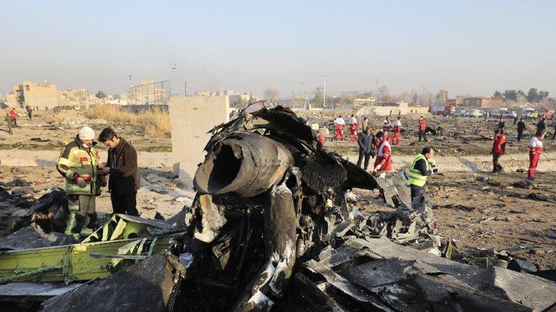 L'Iran reconnaît finalement avoir abattu le Boeing ukrainien et ses 176 occupants