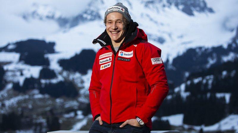 Ski alpin: Marco Odermatt espère faire son retour à Kitzbühel