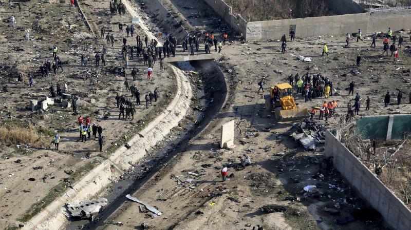Iran: signes ténus de désescalade après 10 jours de crise.