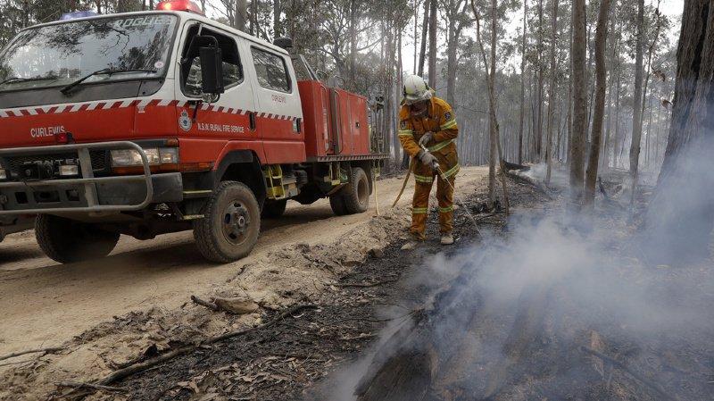 Australie: le plus grand feu est sous contrôle, alors que la pluie arrive enfin
