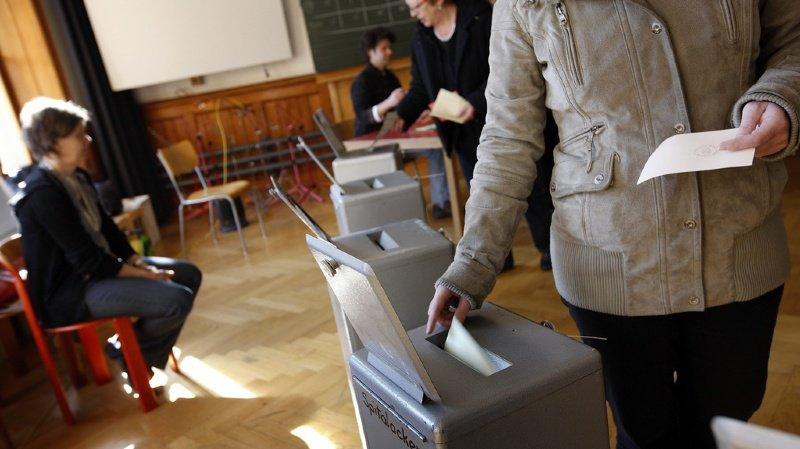 Le sondage a été réalisé du 19 au 21 avril auprès de 8192 personnes de Suisse alémanique, 2451 de Suisse romande et 521 de Suisse italienne. (illustration)