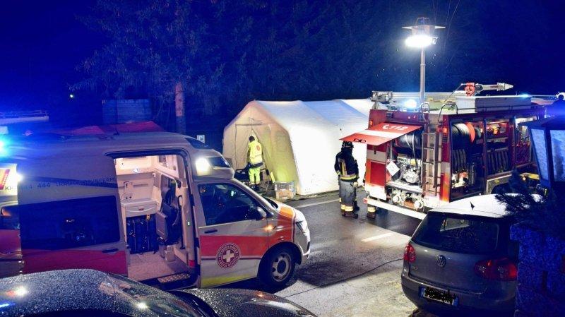 Italie: 6 jeunes Allemands meurent fauchés par une voiture dans le Haut Adige