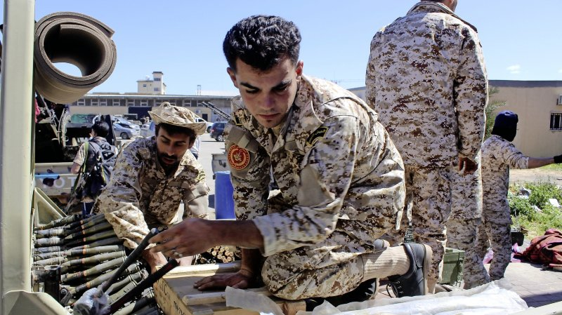 Le conflit libyen rappelle l'engrenage syrien