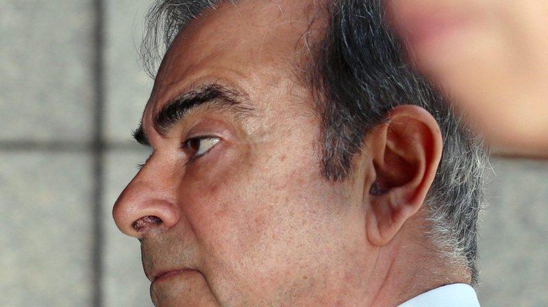 Mandat d'arrêt international contre Carlos Ghosn