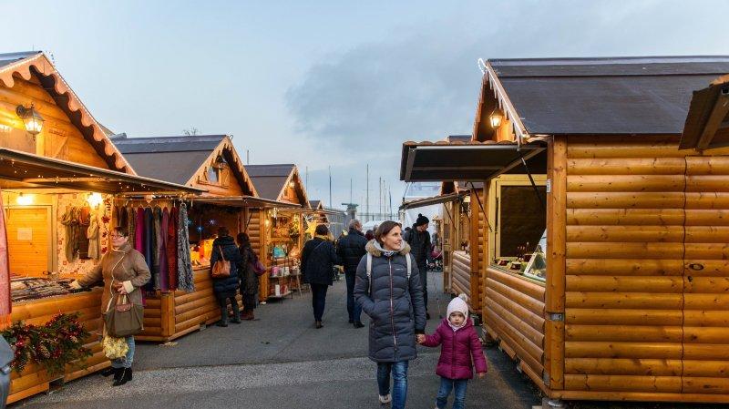Marché de Noël de Morges: «La féerie a vraiment pris au château»