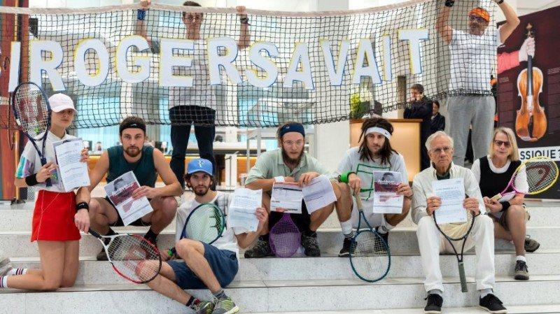 Renens: douze militants pour le climat comparaissent au Tribunal