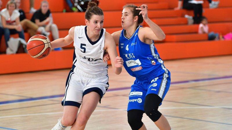 Le Nyon Basket Féminin engage une «pure meneuse»