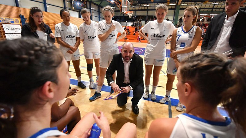 Le Nyon Basket Féminin espère conclure l'année en beauté
