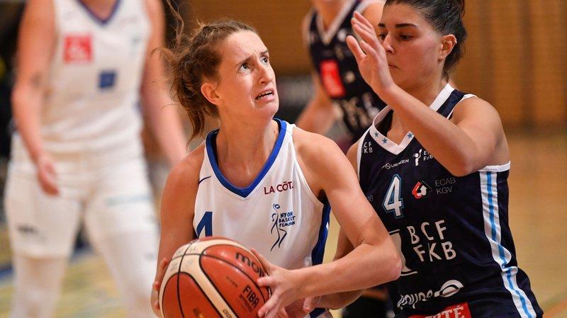 Privé de son coach, le Nyon Basket Féminin perd à Aarau