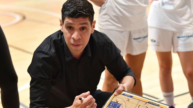 Propulsé coach du Nyon Basket Féminin malgré lui
