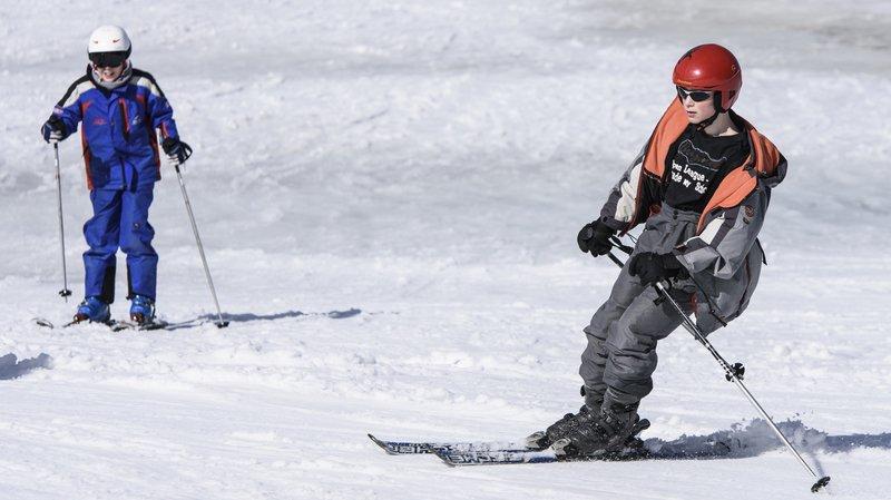 Camps de ski: comment les communes absorbent le surcoût