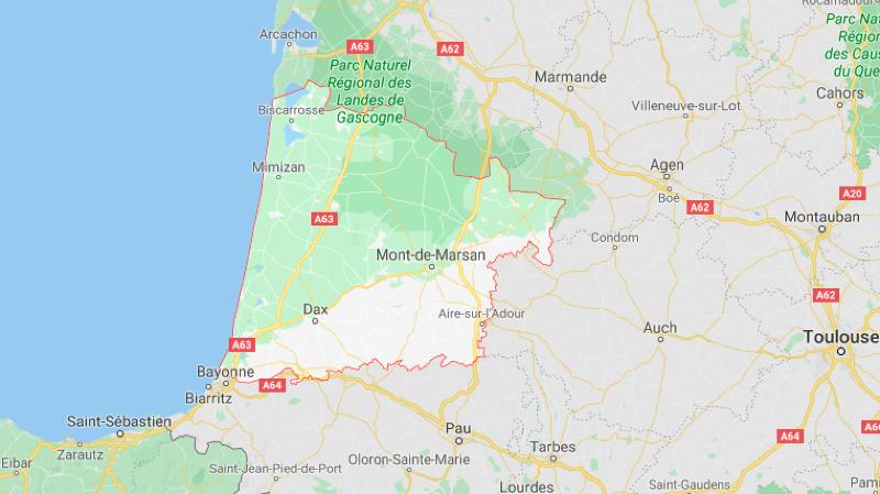 Intempéries en France: un mort et cinq blessés