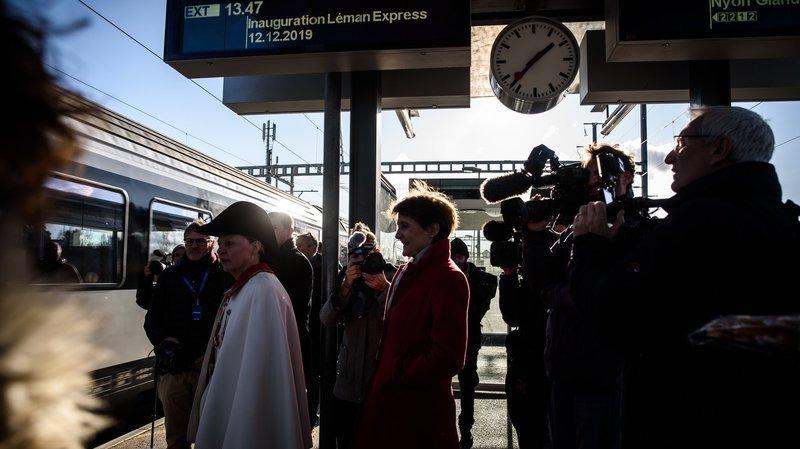 Léman Express: «La mobilité se moque des frontières»