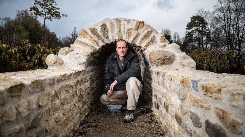A Divonne, un petit miracle a redonné vie à l'aqueduc