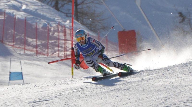 La Glandoise Anna Violon s'impose dans une course FIS
