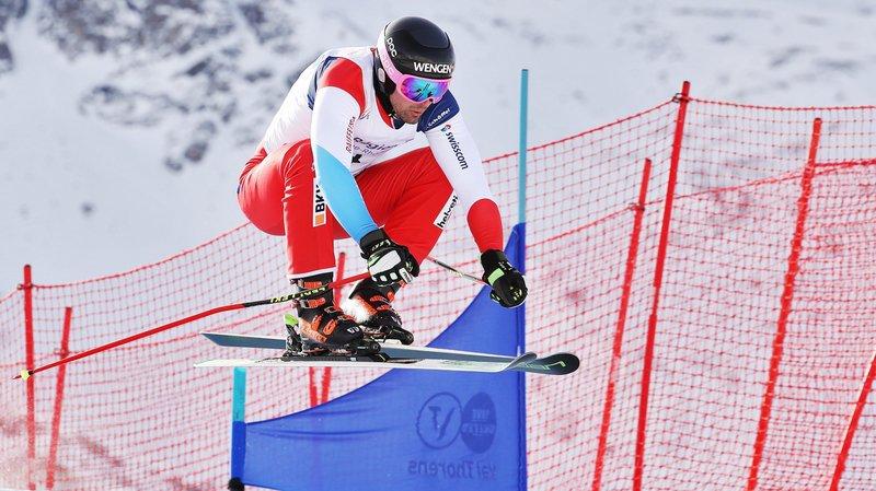 Skicross: le Bernois Ryan Regez termine 3e à Val Thorens, la Vaudoise Fanny Smith 5e