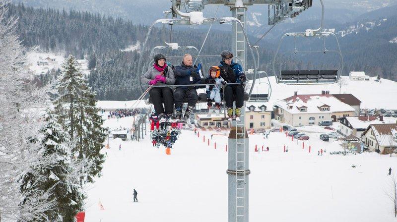 Les skieurs doivent prendre leur mal en patience aux Rousses.