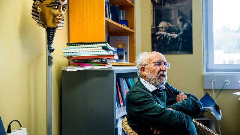 Michel Mayor, pour l'amour de la nature et de la science