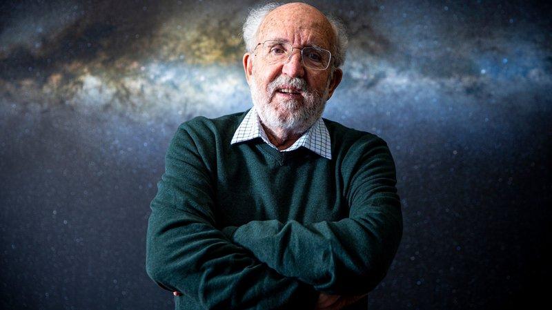 Mon mini-cours d'astronomie avec un prix Nobel