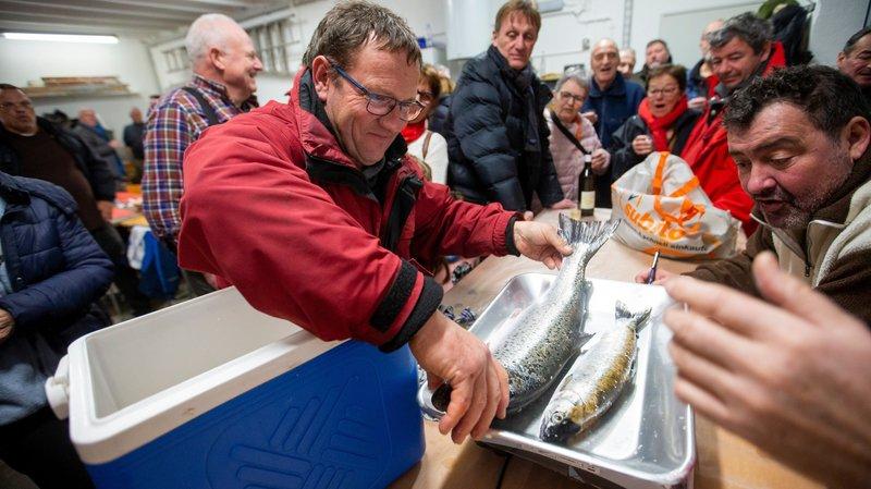 Une ouverture à la saveur particulière pour les pêcheurs nyonnais