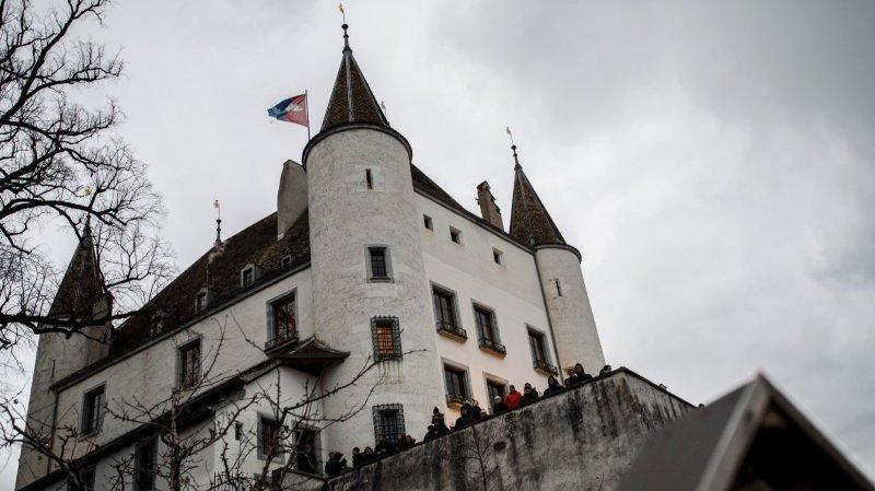 L'accès au Château sera gratuit pendant un mois.