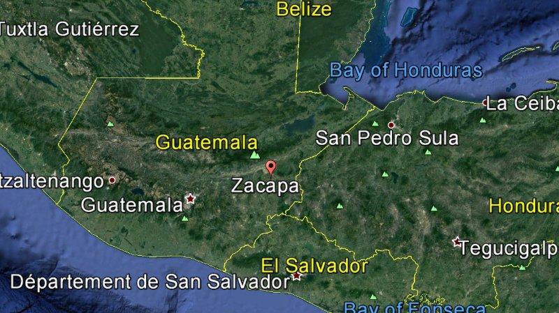 Un camion percute un bus au Guatemala: au moins 20 morts