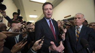 États-Unis - ingérence russe: l'ex-patron du FBI admet de «véritables négligences»