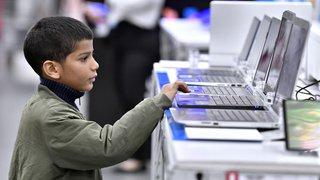 Technologies: mieux vaut éviter de mettre les enfants devant un écran le matin