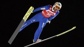 Saut à ski: Killian Peier et Simon Ammann pas dans le coup à Nizhny Tagil, en Russie