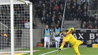 Football – Europa League: l'erreur de Yann Sommer élimine le Borussia Mönchengladbach