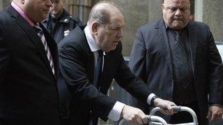 Agressions sexuelles: le procès d'Harvey Weinstein s'ouvre à New York