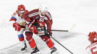 Hockey sur glace: la Suisse écrase la Russie B 8-2 à Viège
