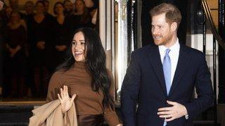 Harry et Meghan se distancient de la famille royale britannique
